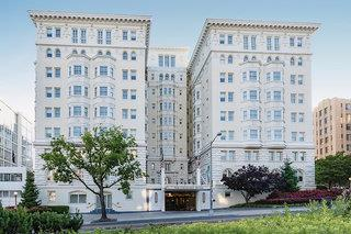 The Churchill Hotel near Embassy Row - Washington D.C. & Maryland
