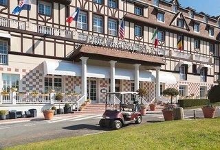 Hotel Barriere L'Hotel du Golf Deauville - Normandie & Picardie & Nord-Pas-de-Calais