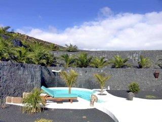 Taro de Chimida Finca El Cactus & La Cueva - Lanzarote