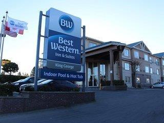 Best Western King George Inn & Suites - Kanada: British Columbia