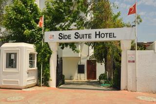 Hotelbild von Irem Aparthotel & Garden