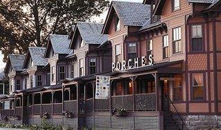 The Porches Inn - New England
