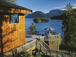 Westcoast Wilderness Lodge Resort - Kanada: British Columbia