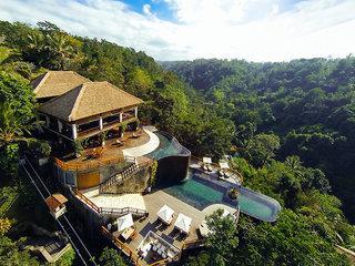 Hanging Gardens of Bali - Indonesien: Bali