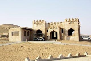 1000 Nacht Camp - Oman