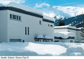 Solaria Feriensiedlung - Graubünden