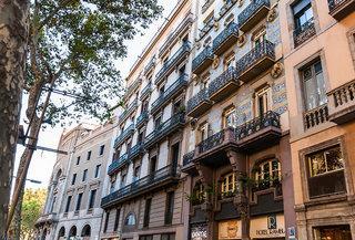 Ramblas Hotel - Barcelona & Umgebung