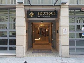 Boutique Hotel Budapest - Ungarn