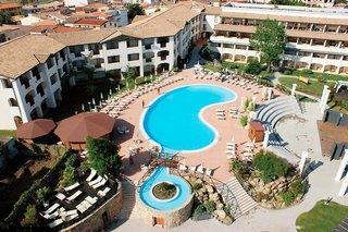 Cala Della Torre Club Hotel - Sardinien