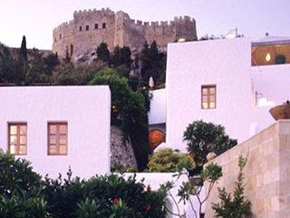 Melenos Lindos Exclusive Suites & Villas - Rhodos