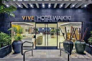 Vive Hotel Waikiki - Hawaii - Insel Oahu