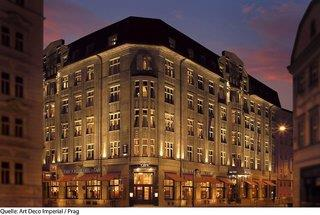 Art Deco Imperial Prag - Tschechien