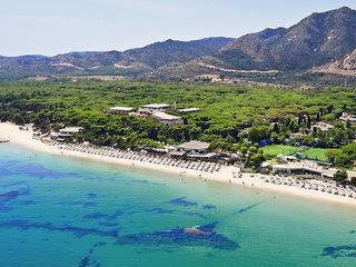 Forte Village Resort Gesamtanlage - Sardinien