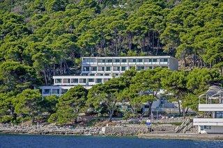 Bozava Hotelanlage - Kroatische Inseln