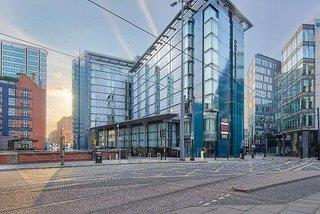 DoubleTree by Hilton Hotel Manchester Piccadilly - Mittel- & Nordengland