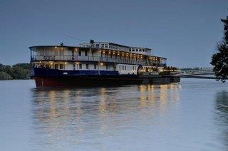 Hotelbild von Hotelschiff Aquamarina