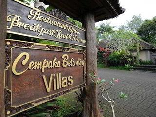 Cempaka Belimbing Villas - Indonesien: Bali