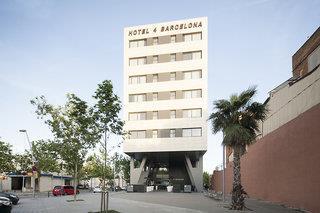 Hotelbild von Hotel 4 Barcelona