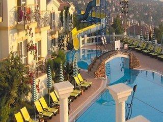 Artemisia Royal Park Club Hotel - Dalyan - Dalaman - Fethiye - Ölüdeniz - Kas