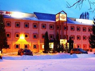 Hotelbild von Drive Inn Hotel Budapest