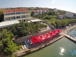 Vila 4 M - Kroatien: Norddalmatien