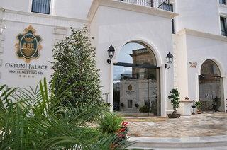 Ostuni Palace Hotel Meeting Spa - Apulien