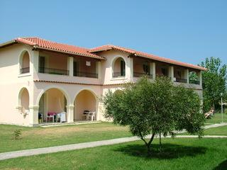 Hotelbild von Kamari