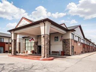 Quality Inn & Suites Toronto West 401-Dixie - Kanada: Ontario