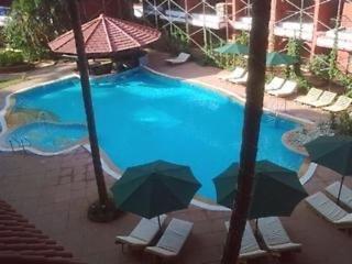 The Baga Marina Beach Resort & Hotel - Indien: Goa