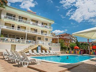 Panorama Sveti Vlas - Bulgarien: Sonnenstrand / Burgas / Nessebar