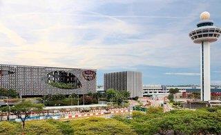 Crowne Plaza Changi Airport - Singapur