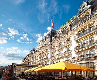 Grand Hotel Suiss Majestic - Waadt & Jura & Neuenburg