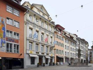 Altstadthotel Krone Luzern - Luzern & Aargau