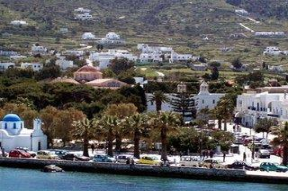 Dilion - Paros, Kimolos, Milos, Serifos, Sifnos