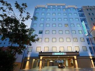Hotel 81 - Gold - Singapur