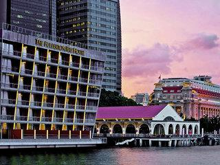 The Fullerton Bay Hotel - Singapur