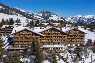 Golfhotel Les Hauts de Gstaad & Spa - Bern & Berner Oberland