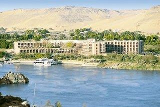 Pyramisa Isis Island in Assuan (Aswan), Ägypten