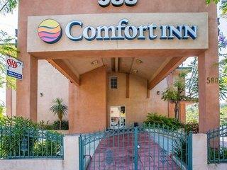 Comfort Inn Monterey Park near Dodger Stadium bei Urlaub.de - Last Minute
