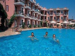 Günes Hotel Calis Beach Calis (Fethiye), Türkei