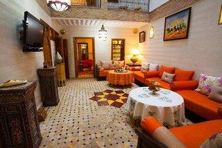 Dar Ikalimo in Marrakesch, Marokko