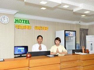 Hotel Grand United 21st Downtown Yangon, Myanmar