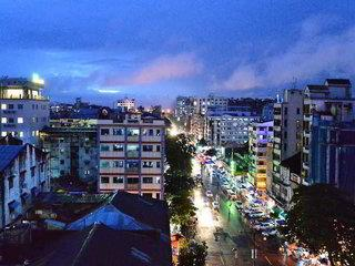 Hotel Grand United Chinatown Yangon, Myanmar