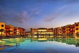 Royal Tulip Beach Resort in Marsa Alam, Ägypten