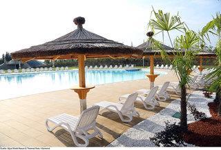 Mjus World Resort & Thermal in Körmend, Ungarn