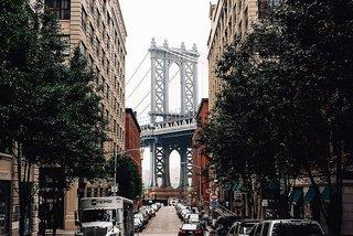 Cosmopolitan Hotel -TriBeCa New York City - Manhattan, USA
