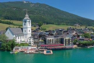 Romantik Hotel Im Weißen Rössl St.Wolfgang im Salzkammergut, Österreich