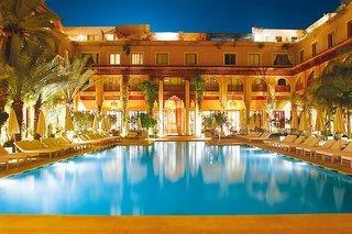 Les Jardins de La Koutoubia in Marrakesch, Marokko