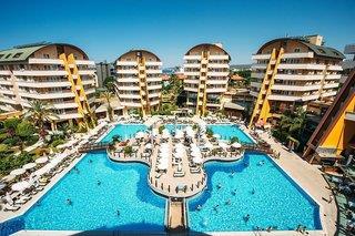 Alaiye Resort & Spa Hotel Avsallar (Incekum), Türkei