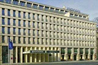 Intercontinental Düsseldorf Düsseldorf, Deutschland